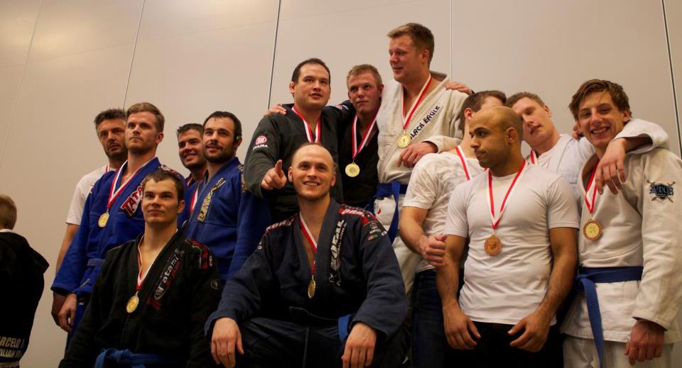 CheckMat vinder blå bælter team konkurrencen