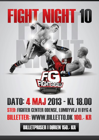 FG Fight Night 10