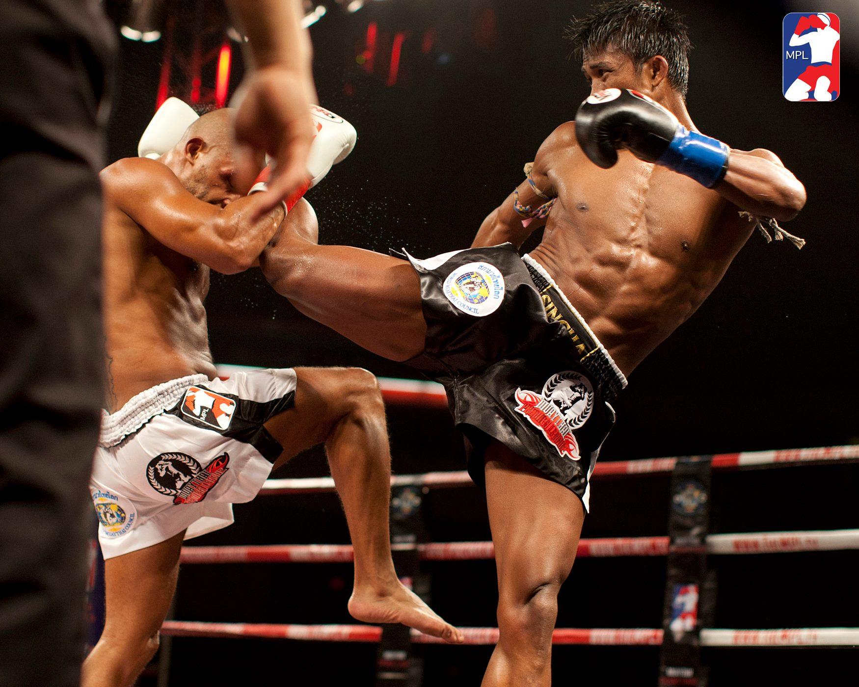 Muay Thai holdet