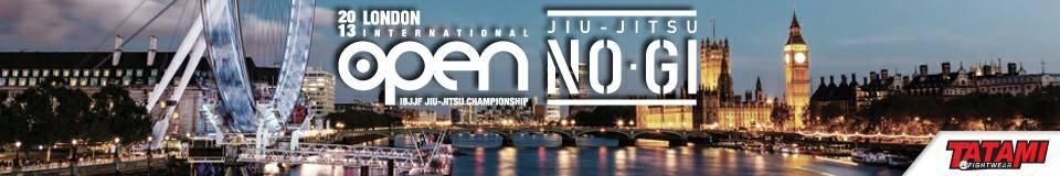 London Open BJJ 2013