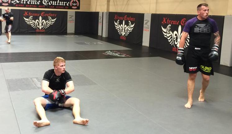 Nick Barnø og Mikkel Kasper klar til VM i amatør MMA