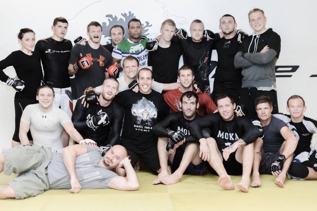 Træn MMA med dit medlemskab i ArteSuave.dk