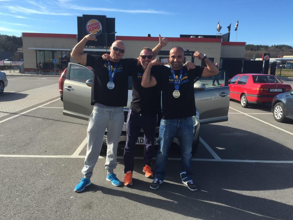 Gothenburg International Open og MMA
