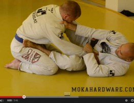 Technique of the week Butterfly guard 30 Juli 2015 Arte Suave