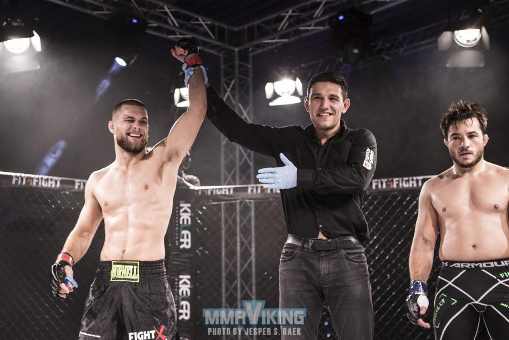 Mads vinder til MMA Galla