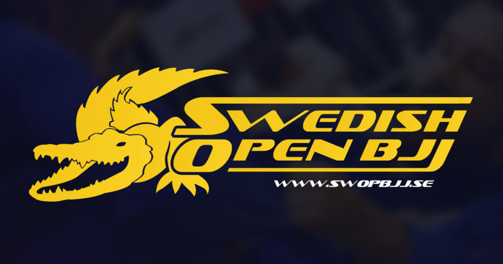 Swedish Open BJJ 2016