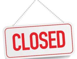 lukket