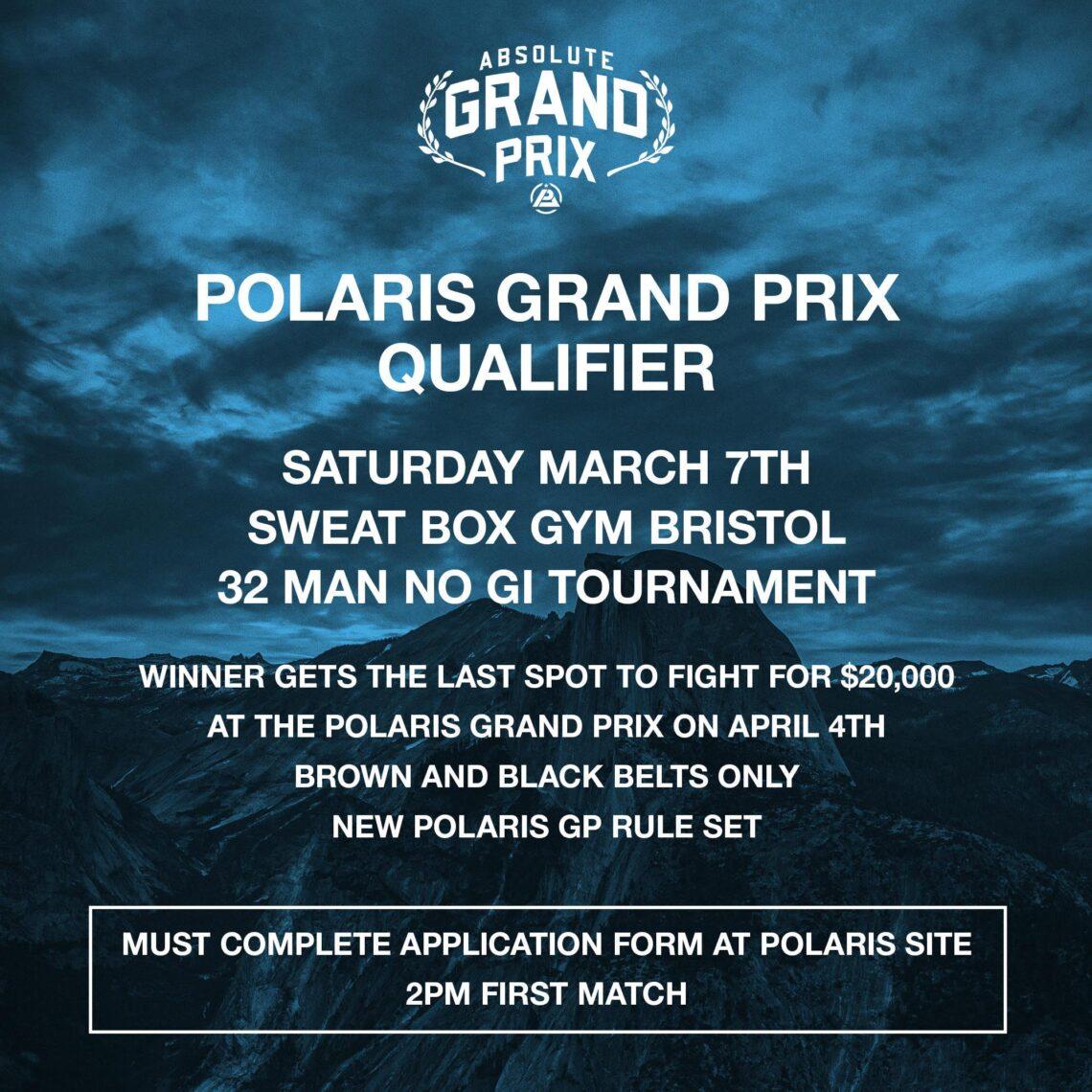 Josh deltog i Polaris Grand Prix qulifier
